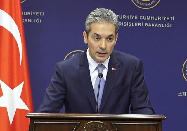 Dışişleri Bakanlığı'ndan Hafter'e tepki