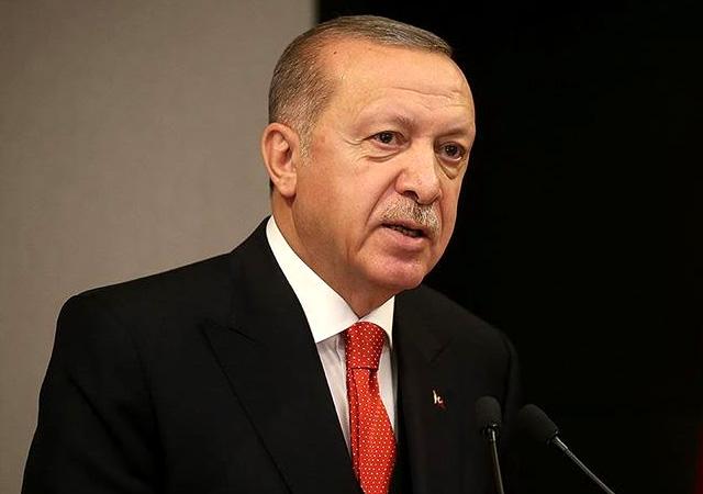 Erdoğan: Filistin'in peşkeş çekilmesine göz yummayacağız!