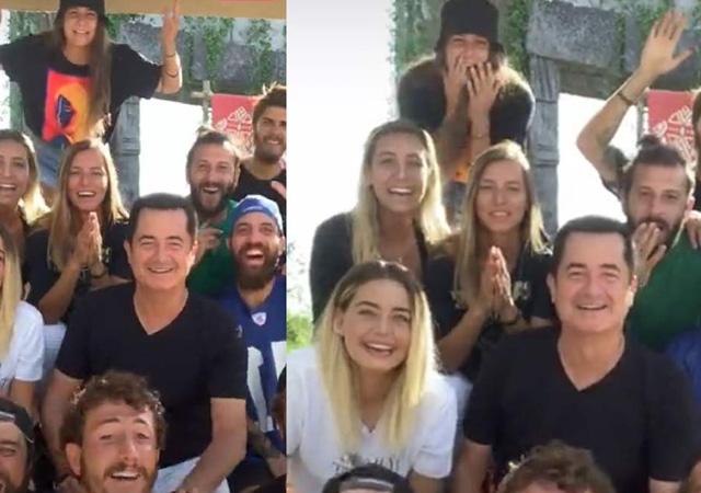Acun Ilıcalı, Survivor ekibiyle Instagram'da dünya rekoru kırdı