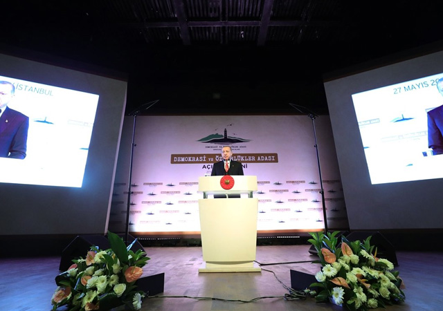 Erdoğan: Fatih sondaj gemisi Karadeniz'e açılacak
