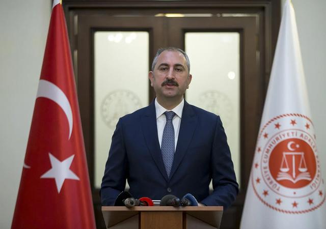 Adalet Bakanı Gül: Kapalı görüşler 1 Haziran'dan itibaren yeniden başlıyor