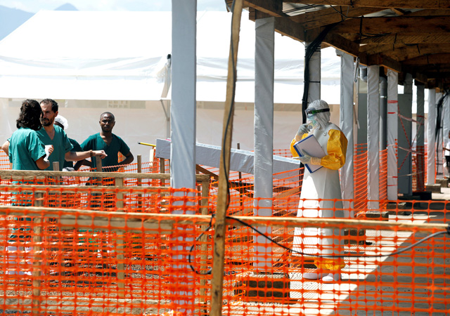 DSÖ: Kongo'da ebola salgını yeniden başladı