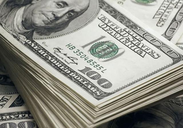 Dolar sert düştü! İşte son rakamlar