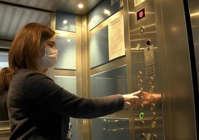 Ankara İl Pandemi Kurulu üyesi Aksakal: Virüsün bulaşmasında en riskli alanlar asansörler