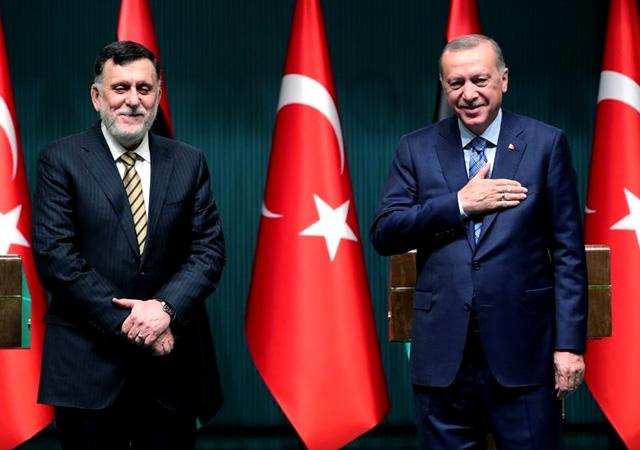 Erdoğan: Libya'yı lejyonerlerin insafına bırakmayacağız!