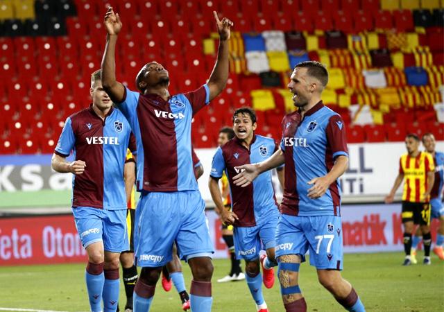 Süper Lig başladı! Fenerbahçe ve Trabzonspor kazandı