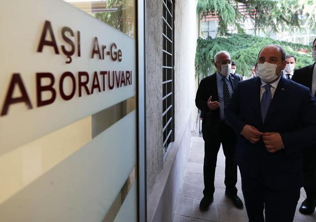 Varank duyurdu: Sanayide antikor testleri 13 ilde başlıyor