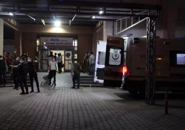Şırnak'ta patlama: 4 işçi şehit oldu
