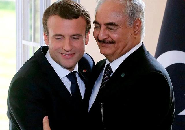 Bloomberg: Türkiye, Macron'un hayallerini suya düşürdü