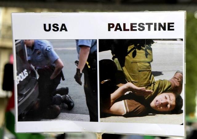 "Fransa'da İşgalci İsrail'in ""ilhak"" planı protesto edildi"