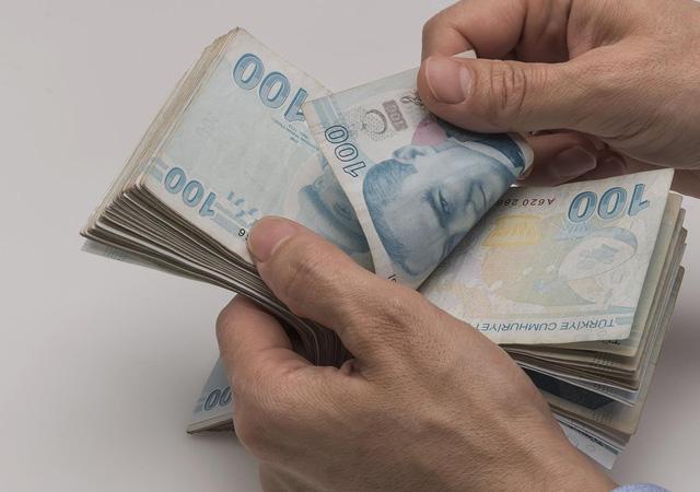 Zamlı emekli ve memur maaşları