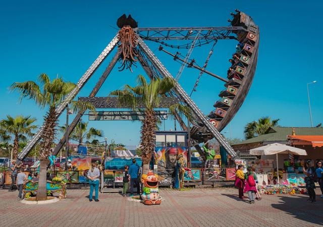 Lunapark ve tematik parklar 6 Temmuz'dan itibaren açılacak