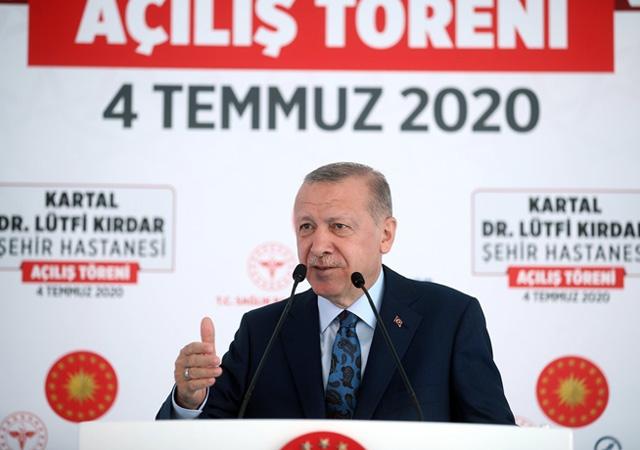 Erdoğan'dan asker uğurlama uyarısı: Bu görüntülere izin vermeyeceğiz