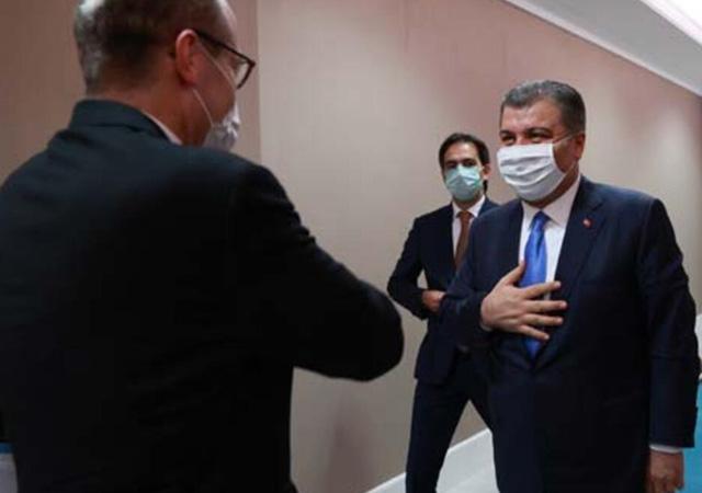 Bakan Koca: DSÖ İstanbul Ofisi'ni hızla hayata geçiriyoruz