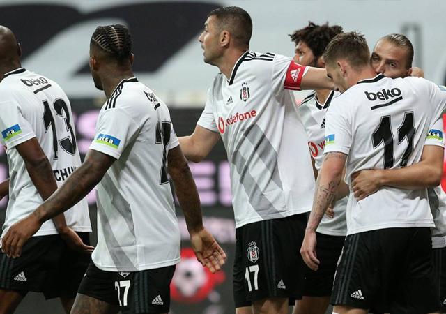 Beşiktaş, Kasımpaşa'yı zor da olsa devirdi