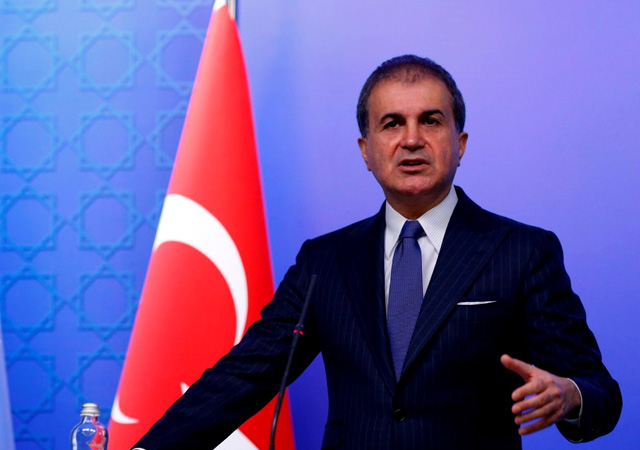 Çelik'ten Ayasofya açıklaması: En utanç verici sözler CHP'den geldi