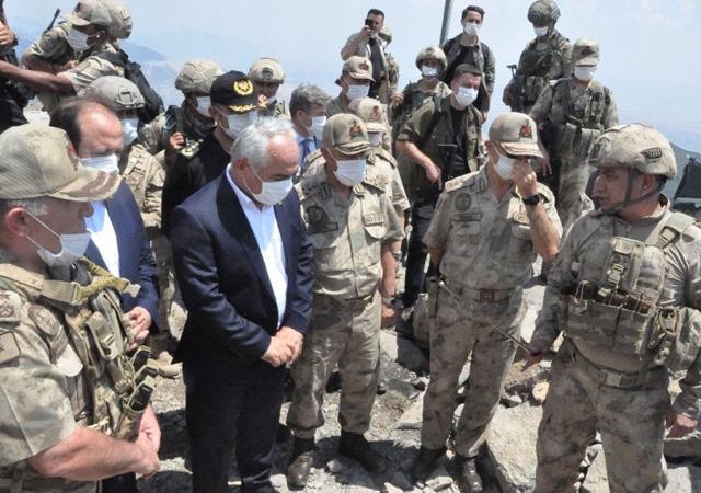 Şırnak'ta 'Yıldırım-1 Cudi Operasyonu' başlatıldı