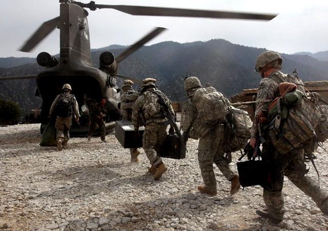 ABD, 19 yıl sonra Afganistan'dan çekiliyor