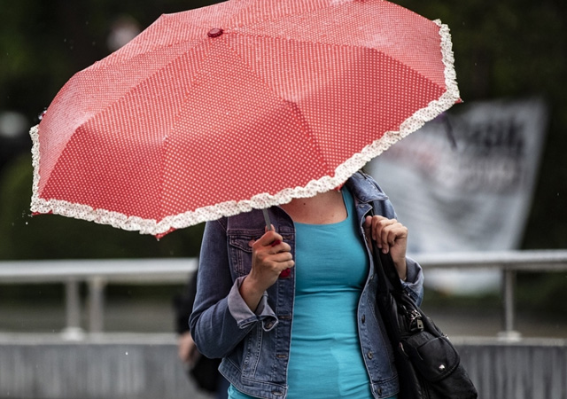 Meteoroloji'den 'sağanak' uyarısı