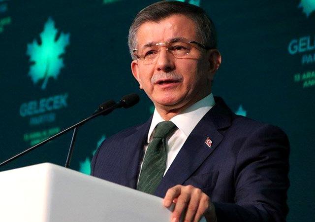 Davutoğlu: Bütün Anadolu'yu ayağa kaldırırım