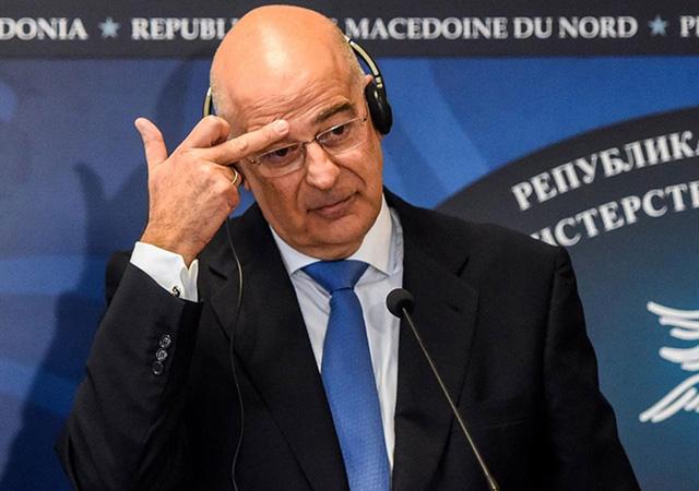Yunanistan Dışişleri Bakanı: Baskı veya tehdit olmadan Türkiye'yle diyaloğa hazırız