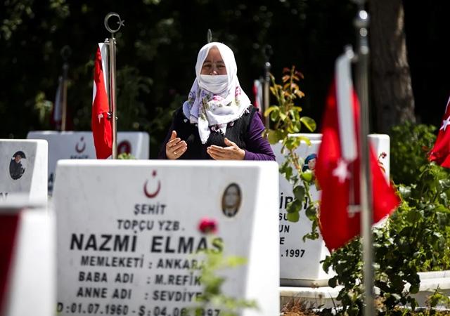 Şehit ailesi: Bizim bayramımız yok!