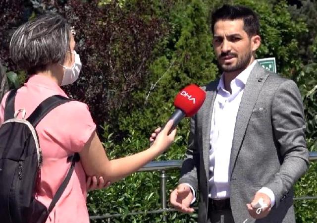 Erzurum'da 'Koronavirüse inanmıyorum' demişti! Maskesiz kişiye yasal işlem