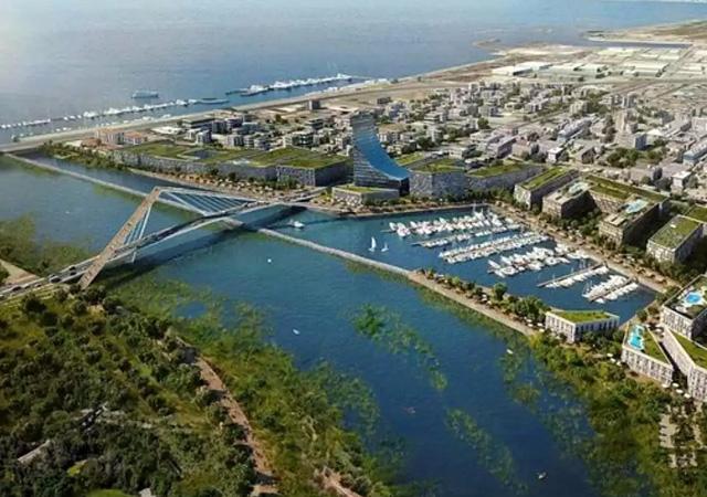 Kanal İstanbul'da mevzuat tamamlandı