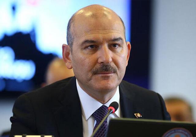 Bakan Soylu: Yarın Türkiye'de yüksek yoğunluklu bir denetleme gerçekleştireceğiz