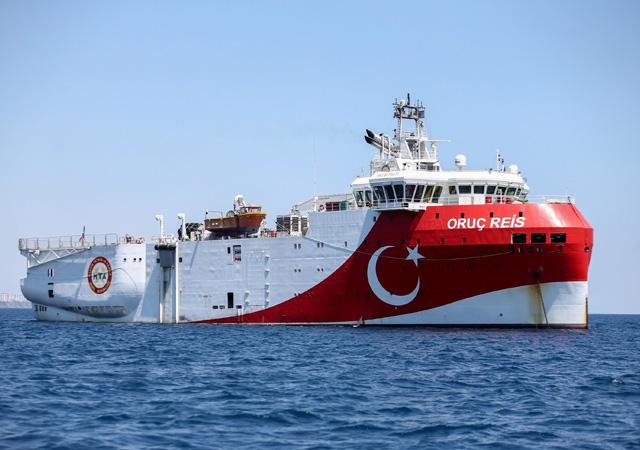 Türkiye'den Akdeniz'de bir Navtex ilanı daha