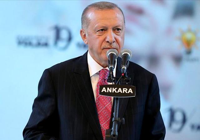 Erdoğan: Oruç Reis'e saldırırsanız bedelini ödersiniz!