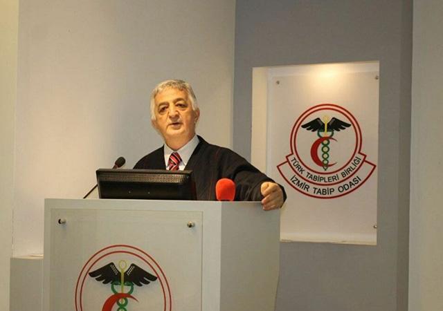 İzmir Tabip Odası Başkanı: Her gün 200-250 arası pozitif vaka var, ikinci piki yaşıyoruz