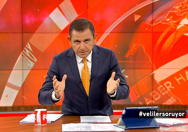 FOX Tv: Değerli arkadaşımız Fatih Portakal, görevini bırakma kararı aldığını bildirdi