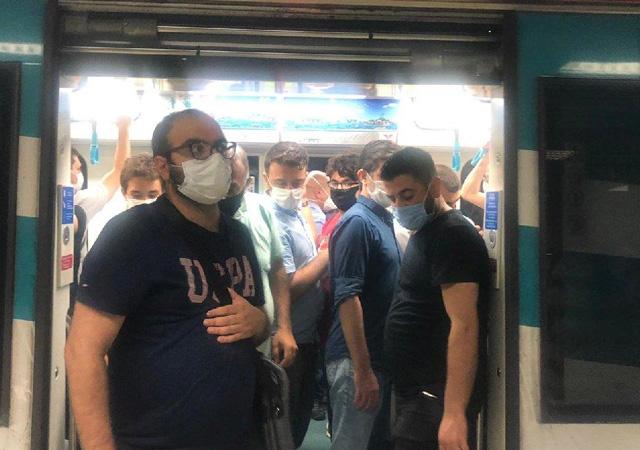 Marmaray'a binen Bilim Kurulu Üyesi Öztürk: Kurallara uyulmadığını görüyorum