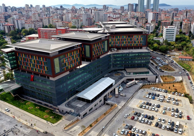 Göztepe Şehir Hastanesi yarın açılıyor