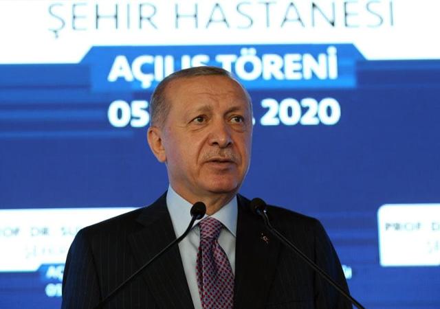 Erdoğan'dan vaka artışı ile ilgili açıklama