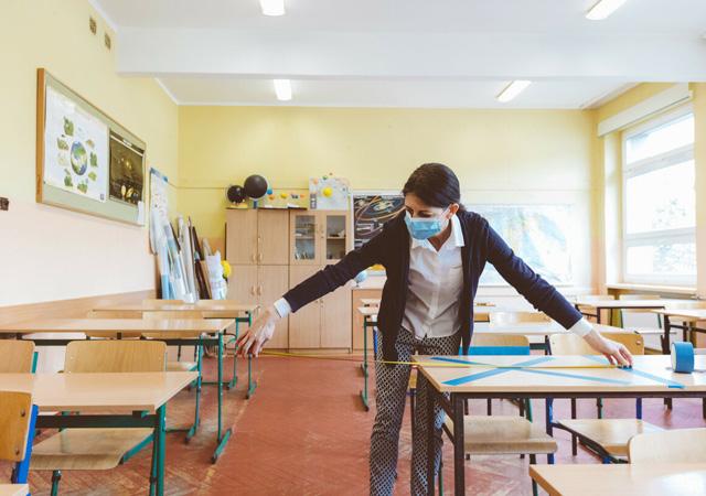Eğitim-Sen, Kovid-19 görülen 172 okulu açıkladı