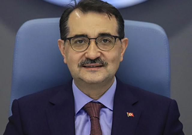 Bakan Dönmez: Karadeniz ve Doğu Akdeniz'den yeni müjdeler alacağımız günler yakın