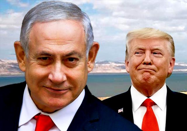 Filistin'i yok sayan anlaşma imzalanıyor