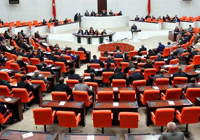 Meclis'te idam mesaisi! 81 sayfalık rapor hazırlandı