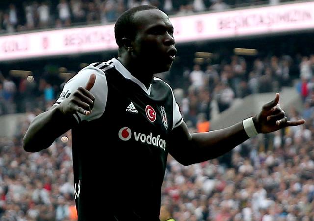 Vincent Aboubakar yeniden Beşiktaş'ta