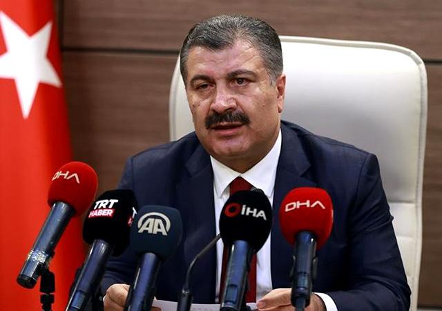 Sağlık Bakanı Koca: Ülke genelinde vakalar düşüyor