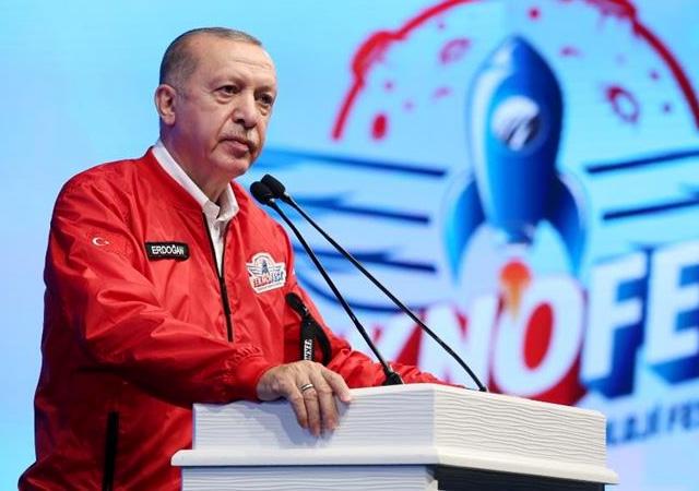 Erdoğan Teknofest'te: Çığır açacak yenilikler burada tohumlanacak!