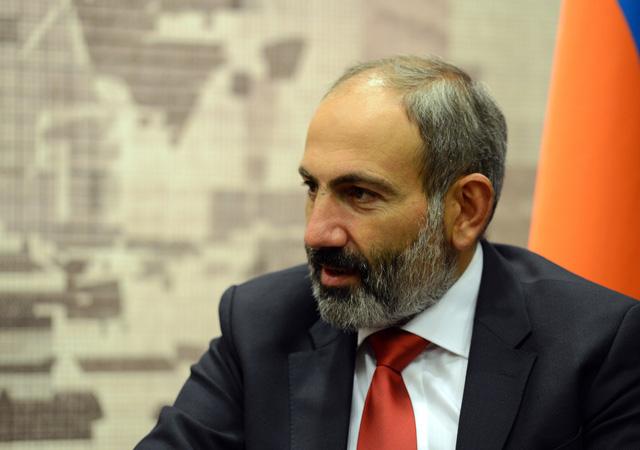 Başbakan Paşinyan: Ermenistan'da sıkıyönetim ve genel seferberlik ilan ettik