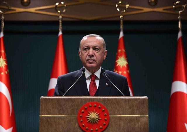 Erdoğan: Ermenistan bölgede barışın önündeki en büyük tehdit olduğunu bir kere daha gösterdi