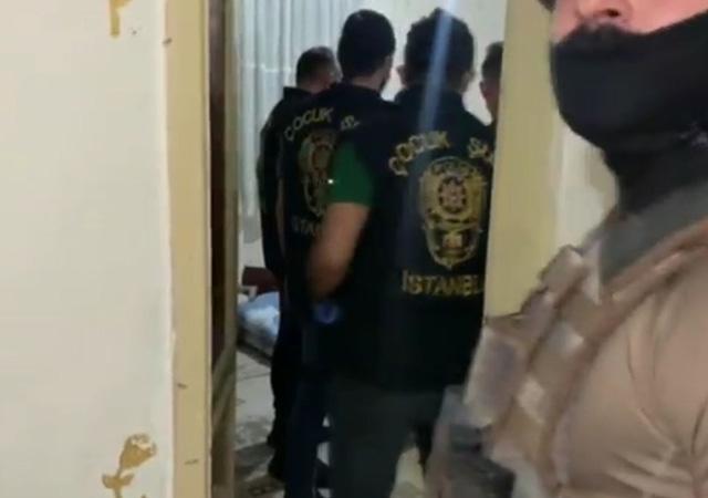 İstanbul'da 'Suriyeli çocuk dilenci' operasyonu: 68 çocuk kurtarıldı