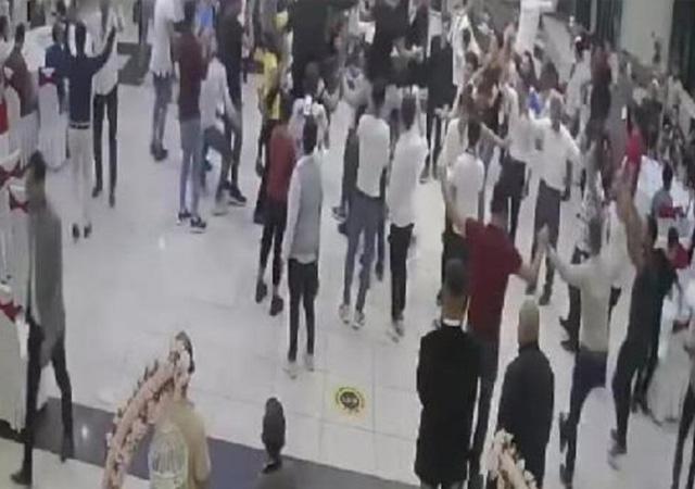 Düğün salonundaki kına eğlencesine 11 bin 250 TL ceza