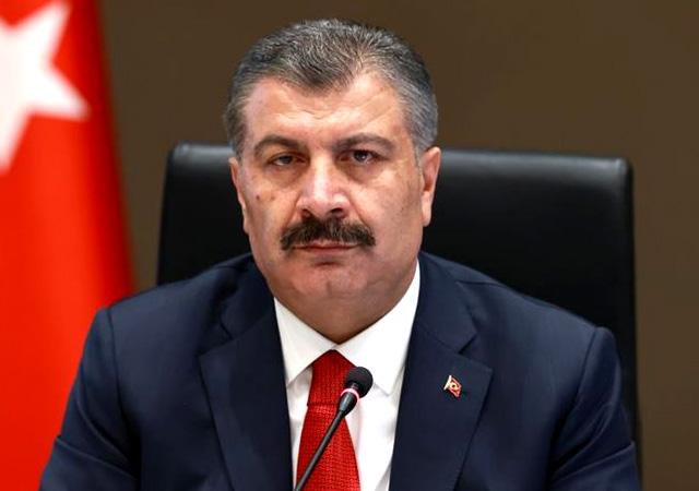 Sağlık Bakanı Koca: Tünelin ucu ve ışık göründü