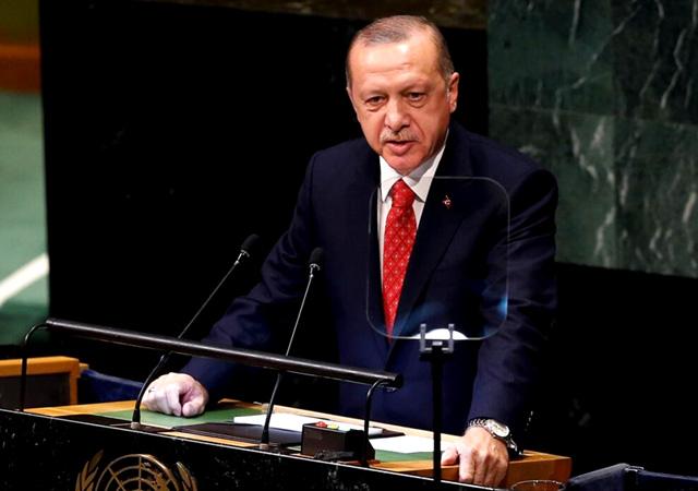 Erdoğan'dan BM'de dünyaya net mesaj