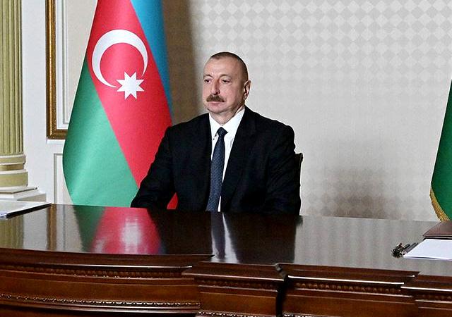 Aliyev: Ermenistan'a layıkıyla cevap verilecek!